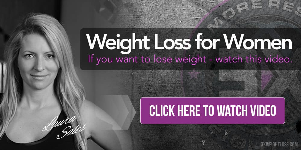 women's 3x weight loss