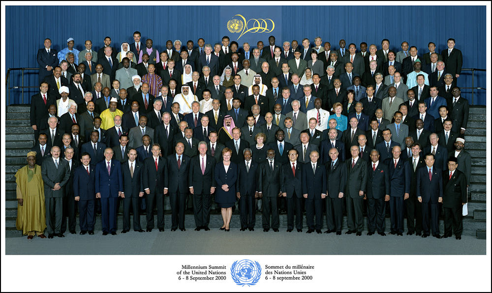 Heads of States at the United Nations