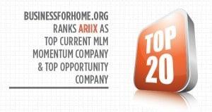 Ariix_Top_MLM_Press_Release