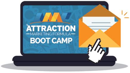 Attraction Marketing Formula Boot Camp