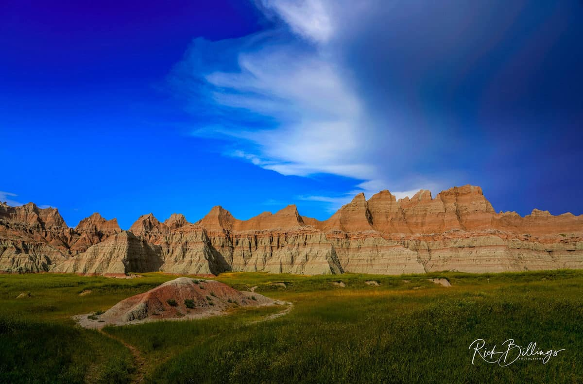 No 1007 20190811 Badlands Sharps Formation