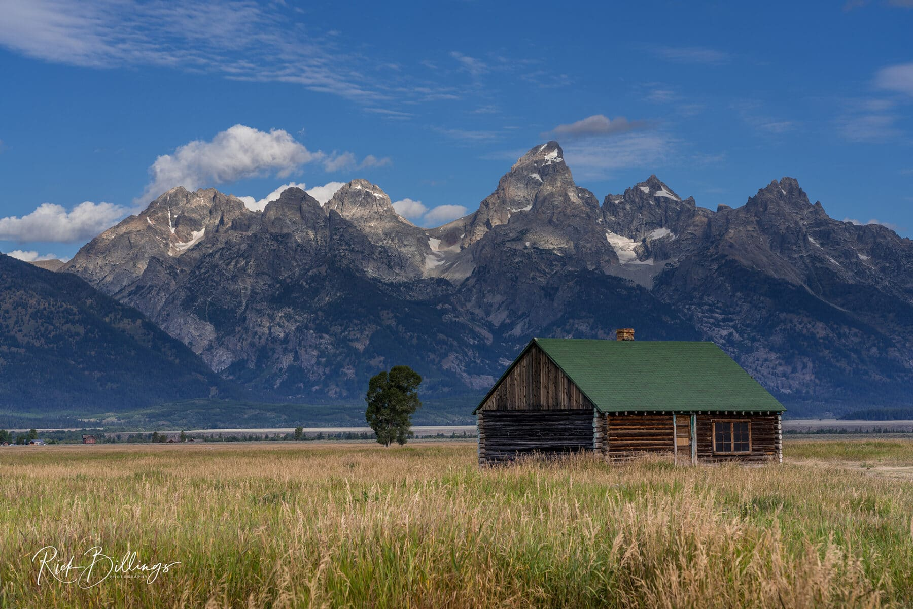 No 1067 20190823 Grand Teton Barn