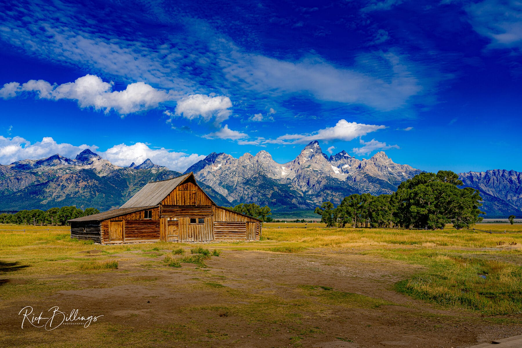 No 1068 20190823 TA Moulton Barn Grand Teton