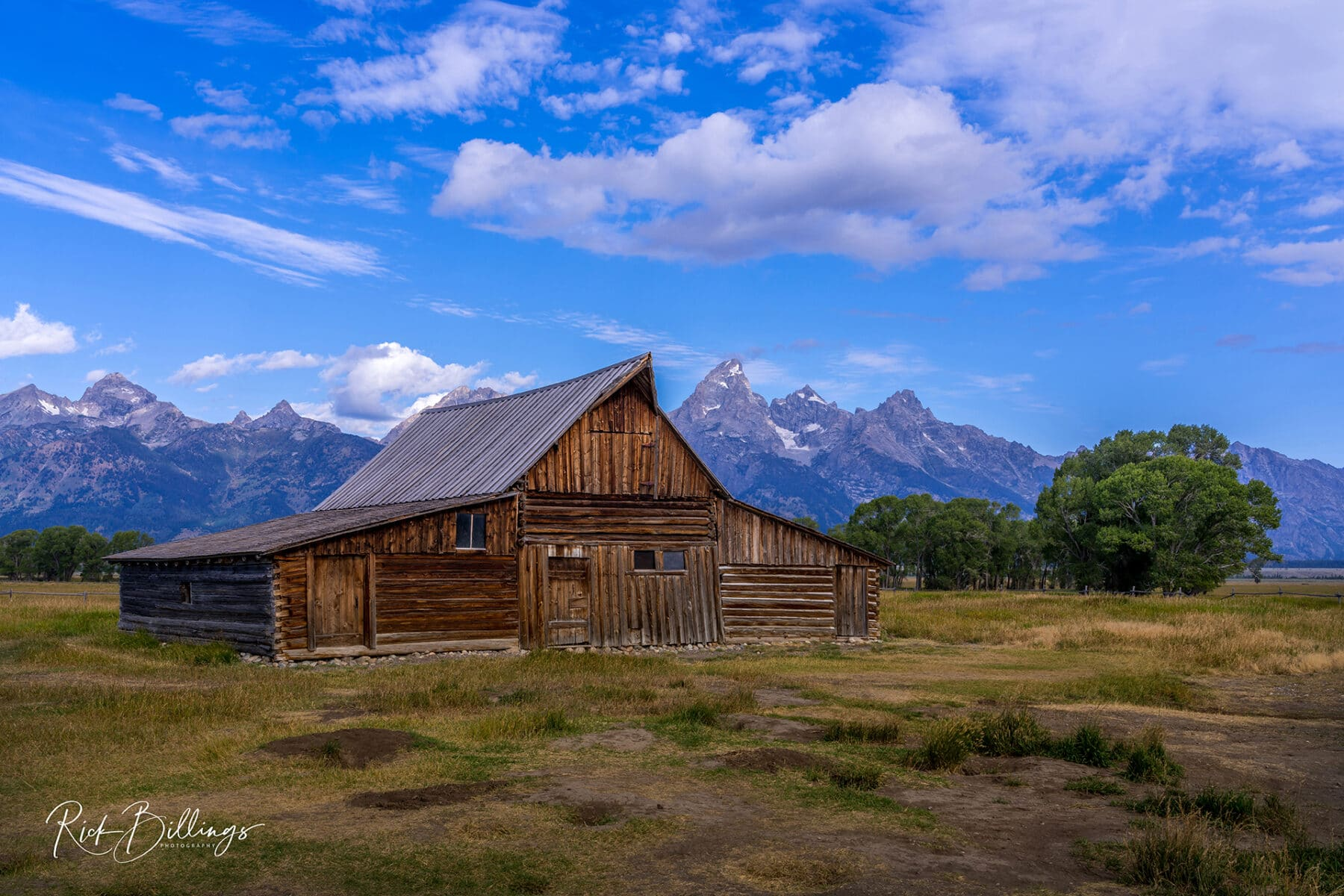 No 1072 20190823 TA Moulton Barn Grand Teton