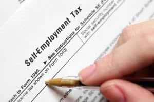 Self-Employed or Small Business Owner Quadrant