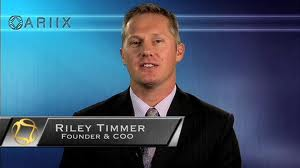 ariix co founder riley timmer