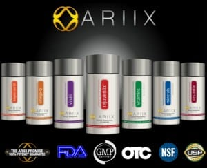 ariix recognitions