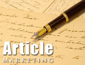 Articles Marketing Strategy