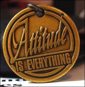 attitude and financial freedom