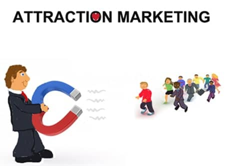 attraction marketing strategy