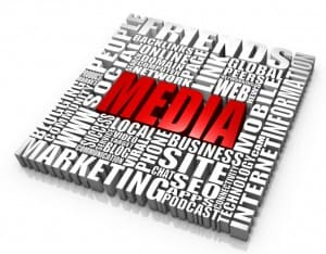 attraction marketing thru media online