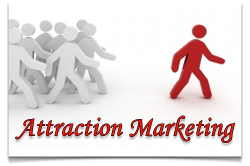 be an attraction marketing master
