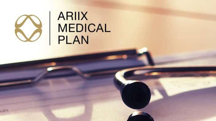 ARIIX Medical Plan 1