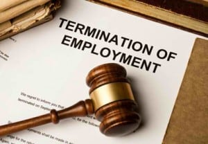 employee quadrant termination