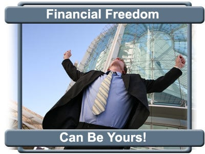financial freedom all yours