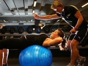 fitness instructor supplemental income