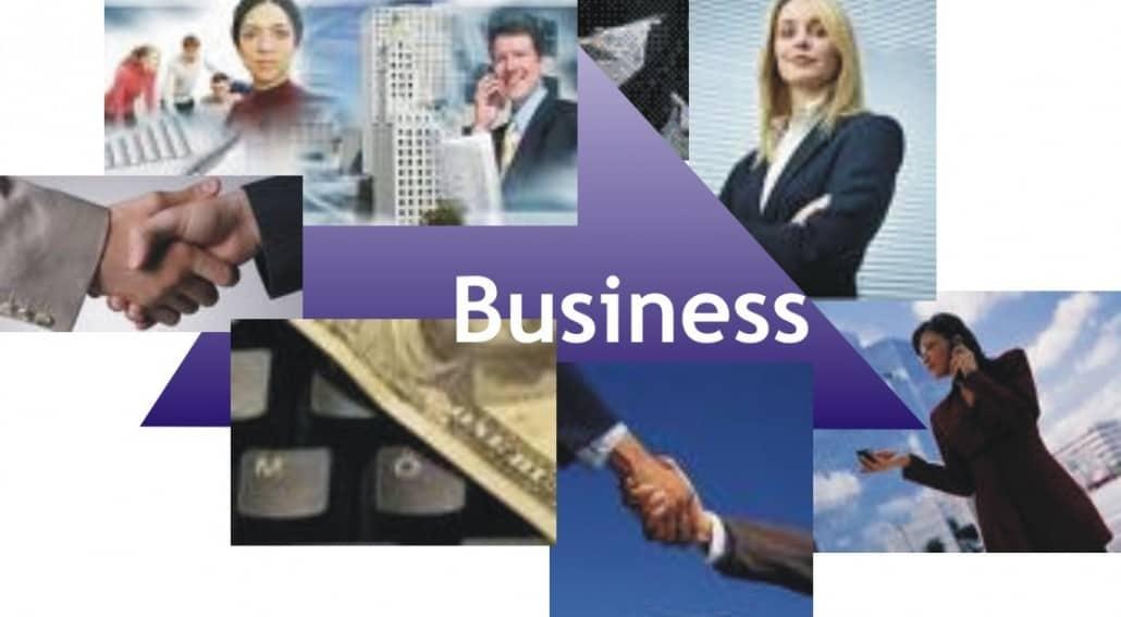 get rich thru business