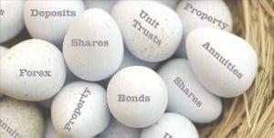 get rich thru diversified investments
