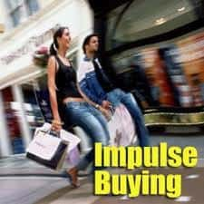 impulsive buying will make it hard to get rich