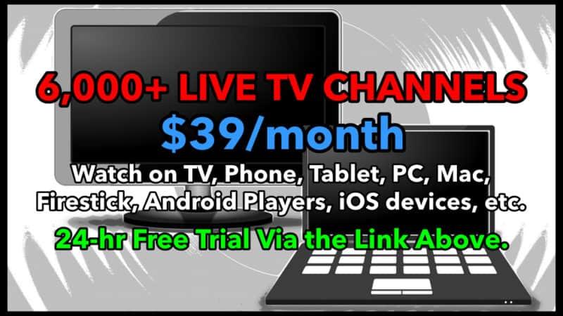 IXQtv 6000channels.com