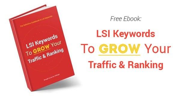 lsi keyword ebook