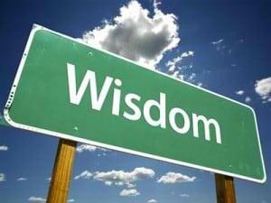 network marketing wisdom sign