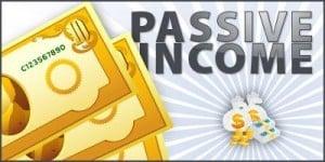 passive type of income