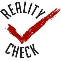 reality check to overcome fear and get rich