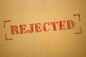 selling and rejection