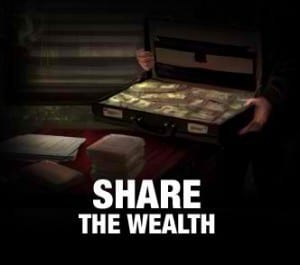 share the wealth in network marketing