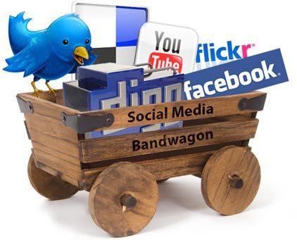 social media attraction marketing