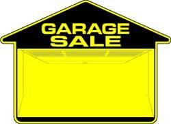 supplemental income garage sale