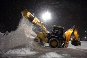 supplemental income snowplowing