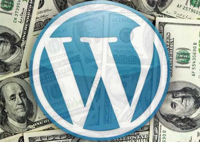 wordpress blog supplemental income